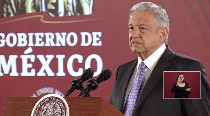 México: La desprivatizan del agua es responsabilidad de gobiernos y congresos locales, afirma López Obrador (La Jornada de Oriente)