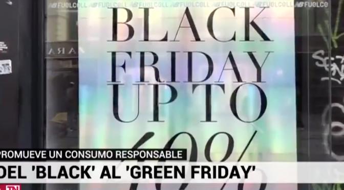 España: Conciencia ecológica, del 'Black' al 'Green Friday' (TeleMadrid)