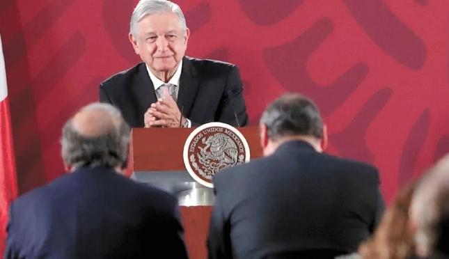 CDMX: Anuncia López Obrador plan de infraestructura (El Universal)
