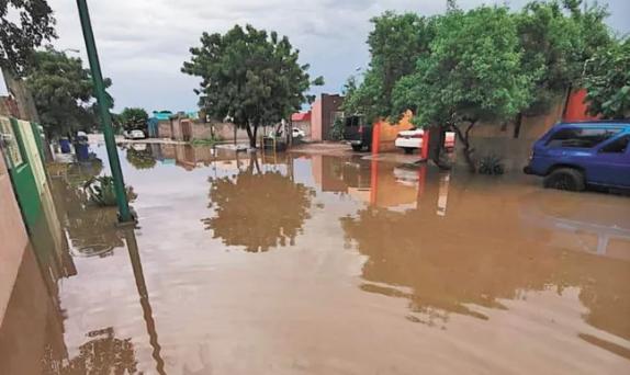 CDMX: Frentes fríos provocan fuertes lluvias en 4 estados (El Universal)