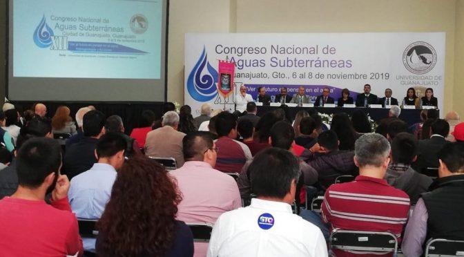 Guanajuato: Realizan investigación Hidrogeológica (Heraldo de León)