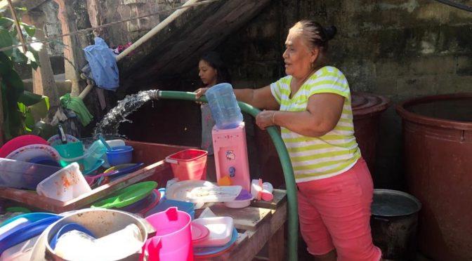 Acapulco lleva más de un mes sin agua tras paso de Narda (ADN 40)