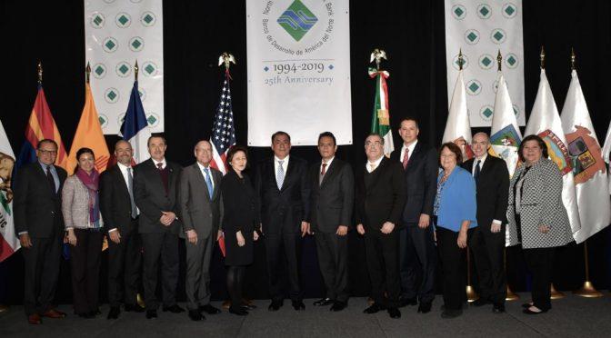 Texas: Banco de desarrollo para Ameria del Norte invertirá en proyectos ambientales (NDL)