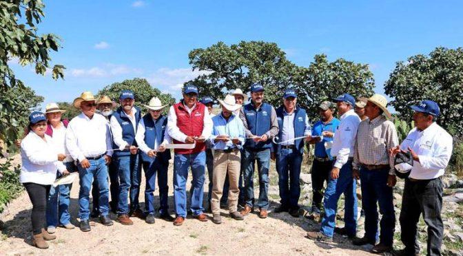 Guanajuato: Se entregó el proyecto de captación de agua en Comonfort (El Sol del Bajío)