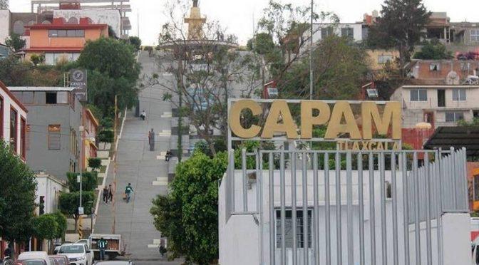 Tlaxcala: Promueve Capam pago anual de agua en la capital (El Sol de Tlaxcala)