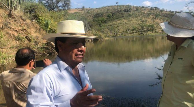 México: Crear presas, acuíferos y cuencas artificiales para la captación de agua ne zonas de pobreza (Mugs noticias)