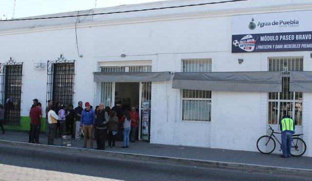 Agua de Puebla premia la lealtad, un mes gratis con el pago anual 2020 (El Sol de Puebla)