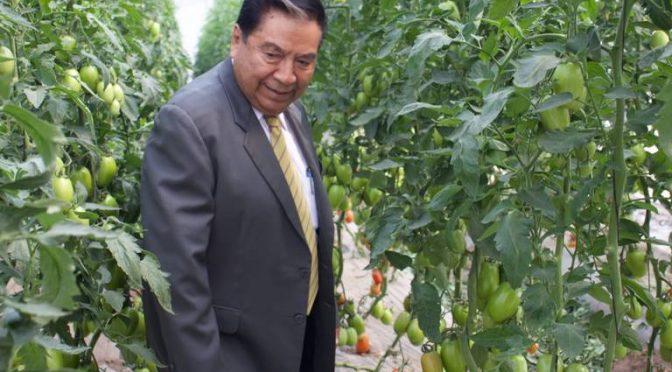 Tlaxcala: Se pronuncia Joel Molina contra el impuesto sobre uso de agua en el agro (El Sol de Tlaxcala)