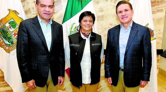 """Coahuila: Gobiernos impulsan """"Agua Saludable"""" (El Sol de Durango)"""
