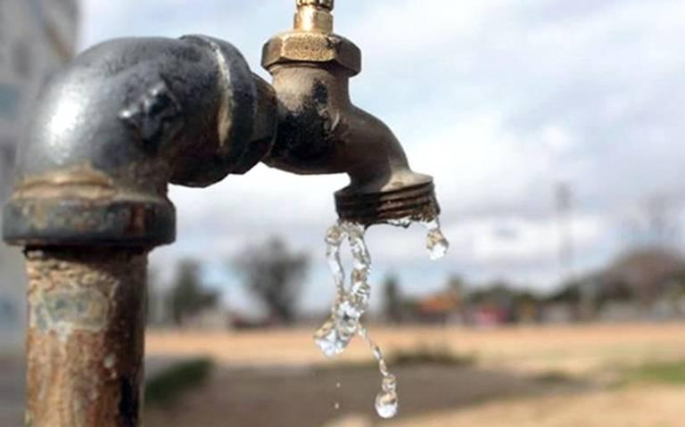 Lista de colonias que tendrán corte de agua para este viernes 15 (El Sol de Tijuana)