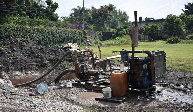 Cuernavaca: Perforan pozo de agua potable Pinos Jiutepec II (El Sol de Cuernavaca)