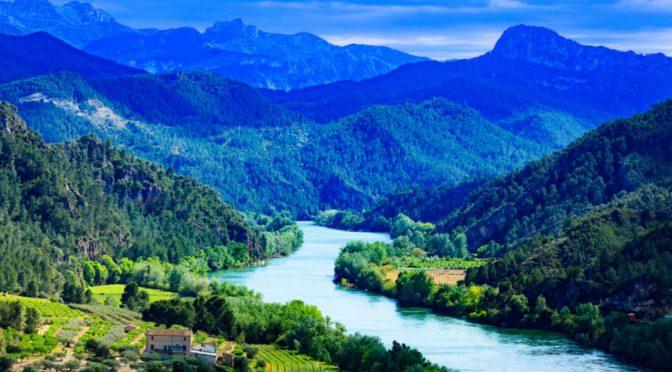 España: La acumulación de sedimentos daña a los ríos más que los nitratos (El Ágora)