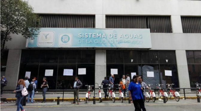 CDMX: Opera a ciegas la red de agua potable de la ciudad, admite funcionario (La Jornada)