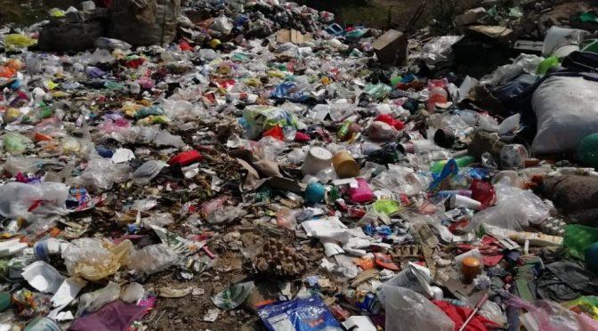 Edomex: Clausura PROPAEM tiraderos a cielo abierto en los municipios de Cocotitlán y Tlalmanalco (News Report)