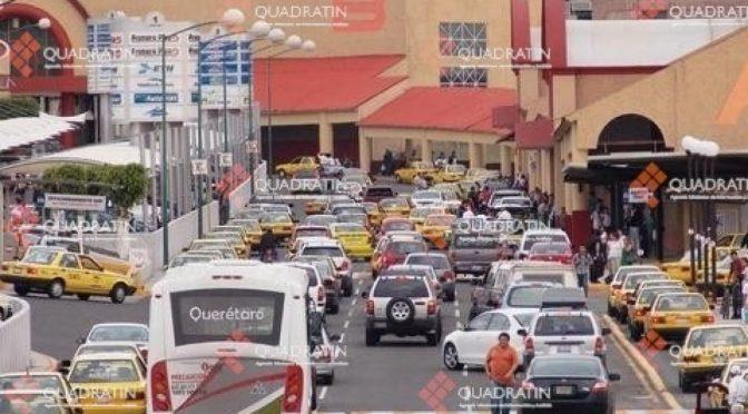 Querétaro: Alto riesgo de hundimiento TAQ por sobreexplotación de mantos acuíferos (Quadratin)