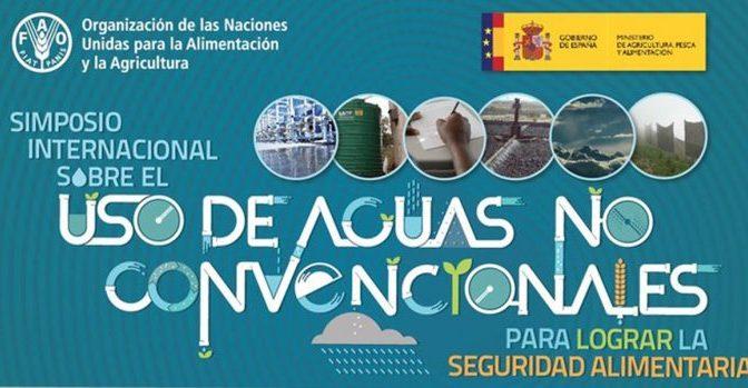 """España: Organizan un Simposio Internacional sobre el """"Uso de aguas no convencionales"""" (agroclm)"""