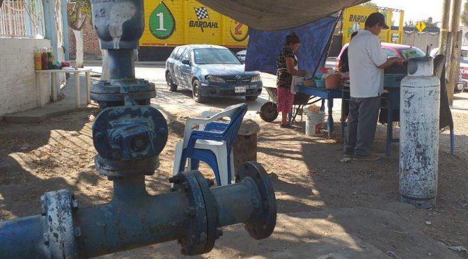 Resolverán falta de agua potable en comunidades de Salamanca para 2020 (Periódico Correo)