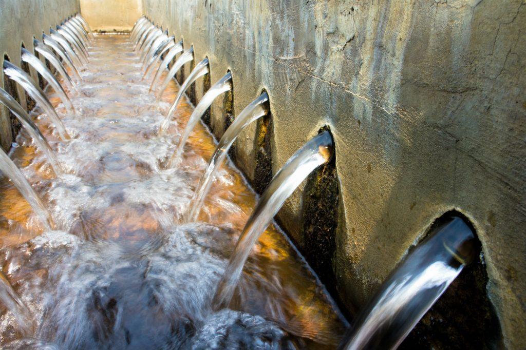 El aguador y la infraestructura hidráulica en la ciudad de Guadalajara, México