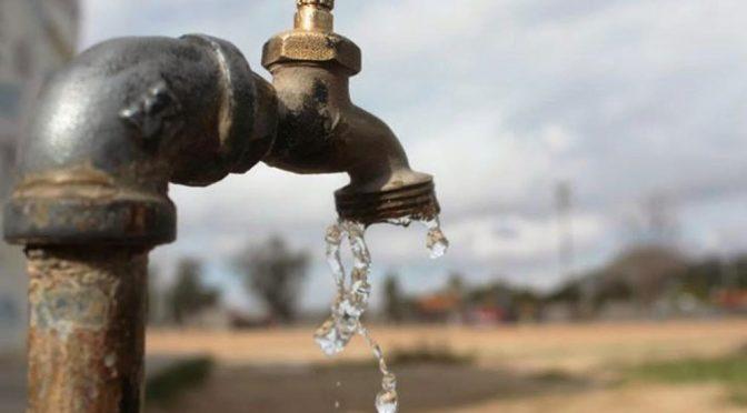 San Luis Potosí: Alarmante explotación del acuífero (Plano Informativo)