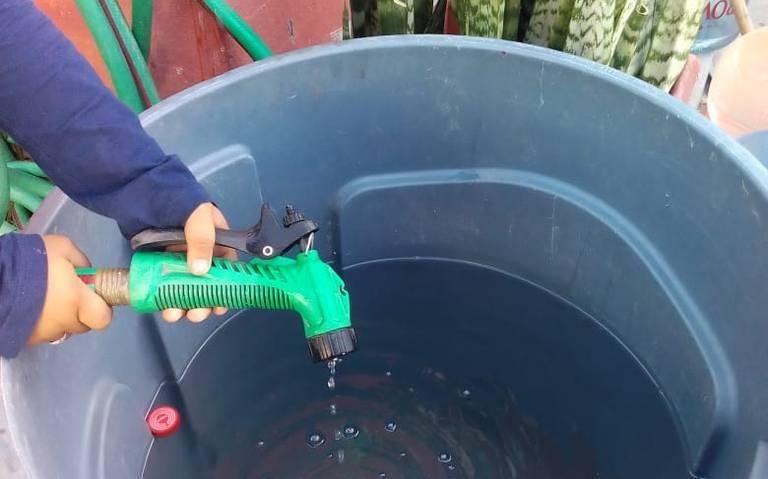 Anuncian lista de colonias de Tijuana y Rosarito que tendrán corte de agua (El Sol de Tijuana)