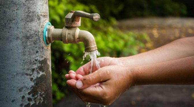 Sanl Luis Potosí: Crece oposición al alza de tarifas de agua (Plano Informativo)