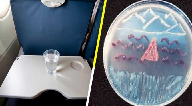 EE.UU: Estudio revela que el agua de los aviones puede estar tan sucia como la del retrete (Sopitas)