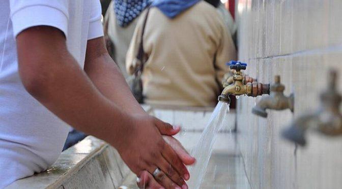 San Luis Potosí: Cisternas sin costo, para quienes no pueden almacenar agua (El Sol de San Luis)