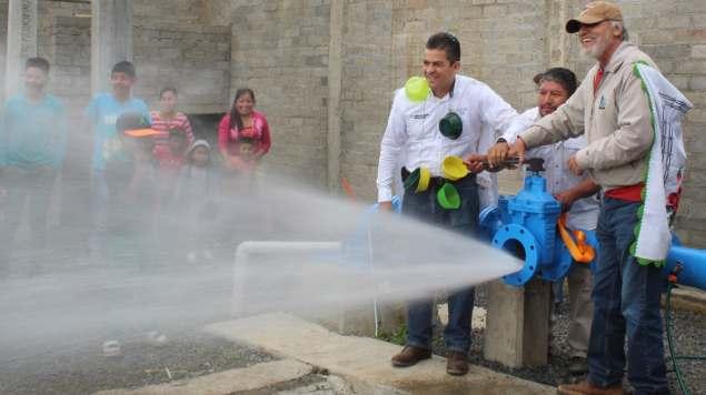 Tiene comunidad indígena de Michoacán nuevo sistema de agua (Radio Formula)