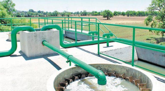 Edomex: Sólo 32% de aguas residuales se tratan (El Mexicano)