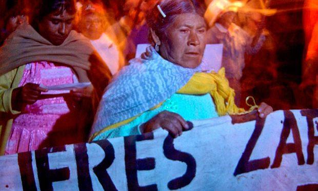 CDMX: Un ejército de mujeres para defender el agua (Revista Pueblos)