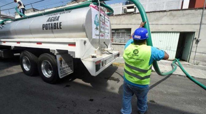 """Ciudad de México apuesta a la """"cosecha"""" de lluvia ante la escasez de agua (News Paper)"""