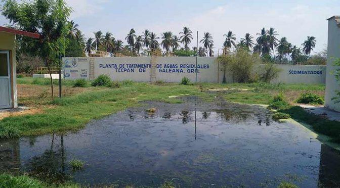 Guerrero: Aguas negras son vertidas en ríos Atoyac y Tecpan; plantas tratadoras son inoperantes (La Jornada de Guerrero)