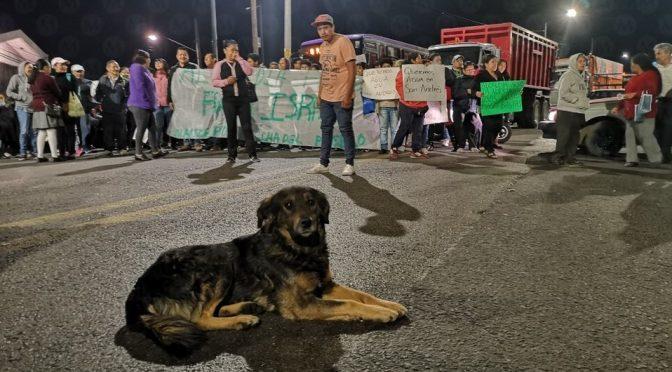 CDMX: Por falta de agua, cierran la carretera México-Cuernavaca (Milenio)