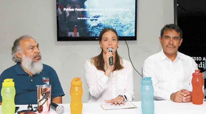 Yucatán: Primer Festival de Buceo Sustentable (Por Esto!)
