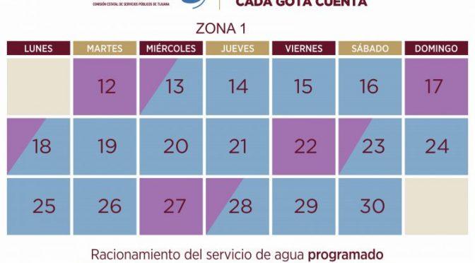 Estas son las primeras 182 colonias que no tendrán agua en Tijuana y Rosarito (Newsweek Español)