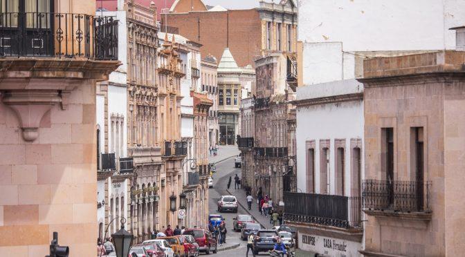Bajo progreso en Zacatecas (NTR)