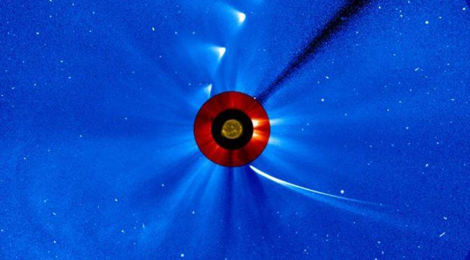 Astrónomos de la NASA hallan agua en el cometa Borisov; podría pertenecer a otro sistema planetario (Sin Embargo)