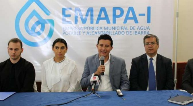 Ecuador: Congreso internacional sobre el agua se organizó en Ibarra (La Hora)