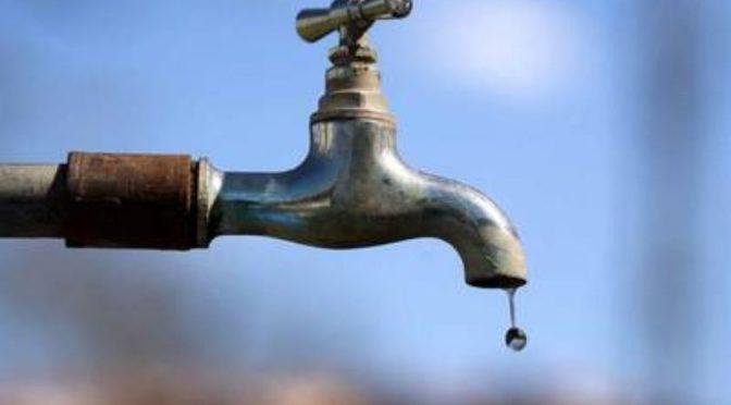 Segundo corte de agua para la sección 2 de Tijuana (El Imparcial)