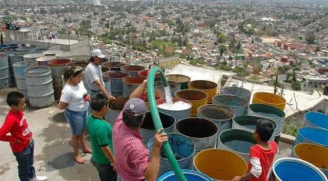 Tijuana: Posponen cortes de agua 1 día (El Imparcial)