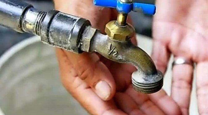 Tendrá San Pedro cortes de agua por reparaciones (ABC)