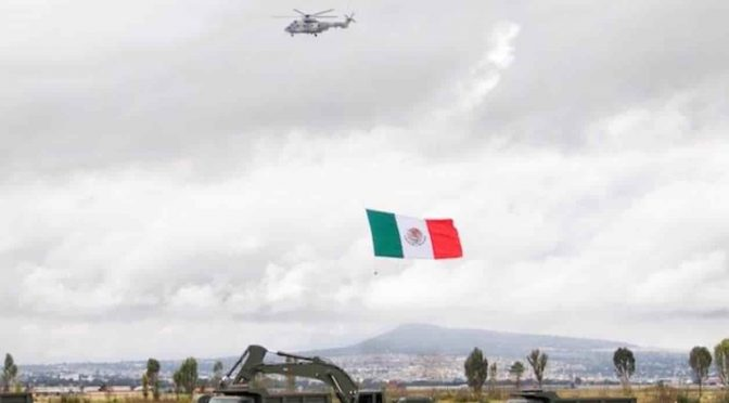 Valle de México: Dialogarán sobre impactos de Santa Lucía (El Mañana)