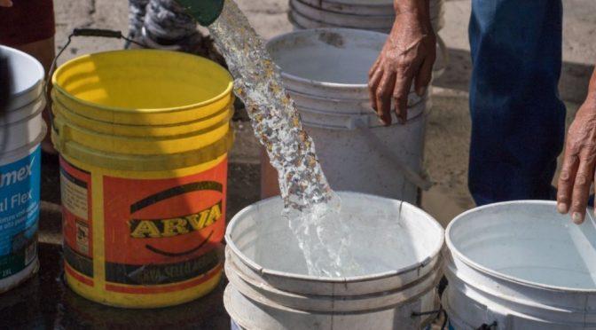 Continúa desabasto de agua en Acapulco (Noticieros Televisa)
