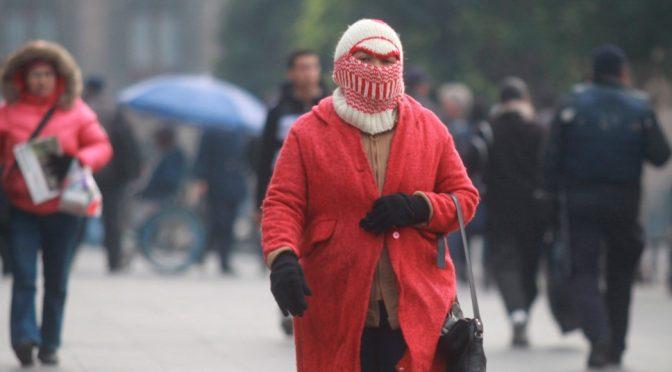 México: Frente frío número 17 provocará baja temperatura, lluvias fuertes y nevadas (ADN 40)
