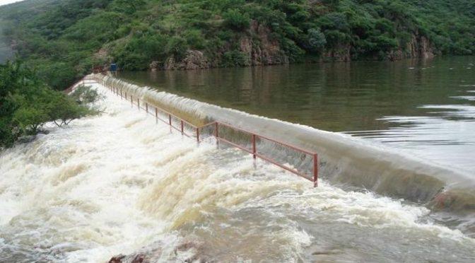 Morelos: Presas llenas para los cultivos (El Diario de Morelos)
