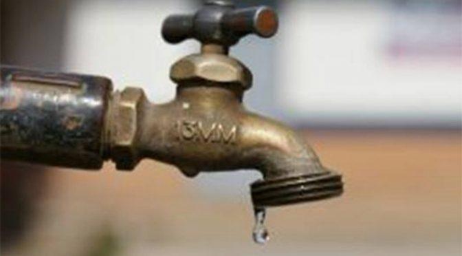 San Luis Potosí: Solo con tecnología se mejorará el servicio de agua (Plano Informativo)