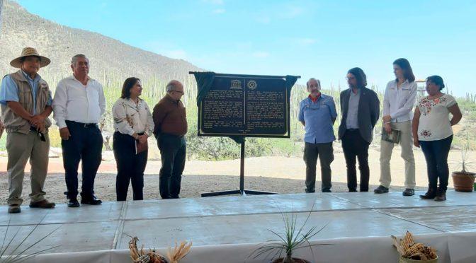 México: Trabajo coordinado con las comunidades en la Reserva de la Biósfera Tehuacán-Cuicatlán rinde frutos ante la UNESCO (INAH.gob)