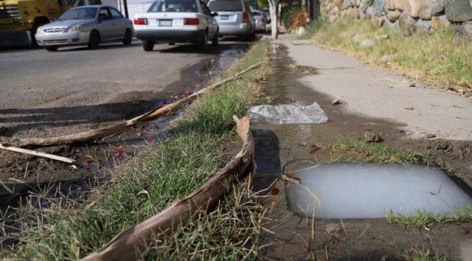 Tijuana:Acostumbrados a cortes de agua (El Imparcial)