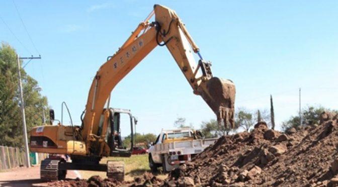 Guanajuato: : Construirán colector sanitario (El Heraldo)