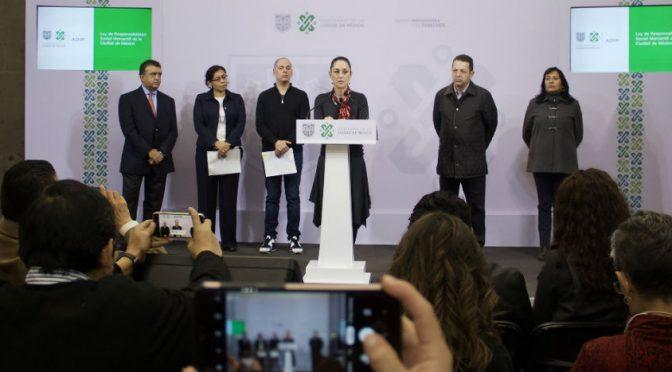 Gobierno de la CdMx analiza aumentar tarifas de agua en zonas residenciales (Aristegui Noticias)